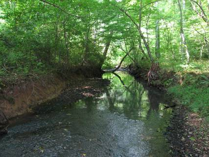 Goochland County Virginia - Clifton Creek